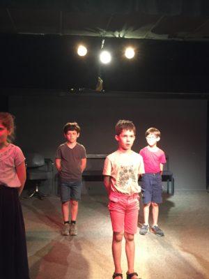 Atelier enfants - TH Métro Ateliers Lyon