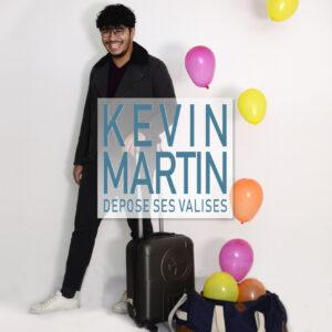 Kévin Martin dépose ses valises-TH Métro Ateliers Lyon-01,02 et 03 octobre 2021